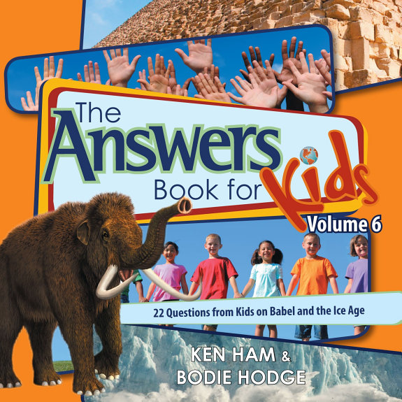 The Answers Book for Kids Volume 6 Pdf Book
