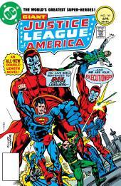 Justice League of America (1960-) #141