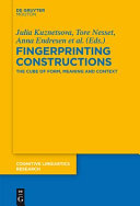 Fingerprinting Constructions