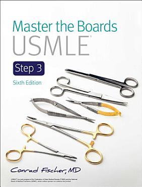 Master the Boards USMLE Step 3 PDF