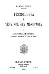 Technologia e terminologia monetaria: Volume 20