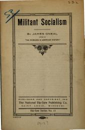 Militant Socialism