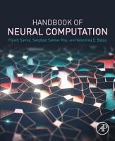 Handbook of Neural Computation PDF
