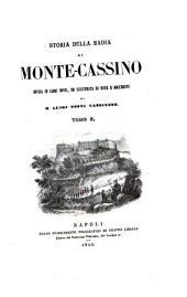 Storia della badia di Monte-Cassino, divisa in libri nove: Volume 2