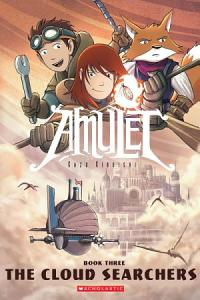 Amulet 3  The Cloud Searchers Book