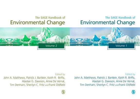 The SAGE Handbook of Environmental Change PDF