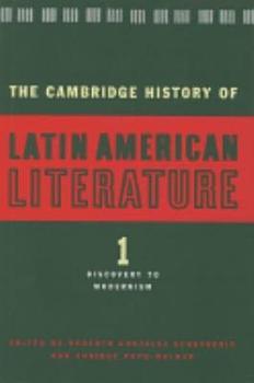 The Cambridge History of Latin American Literature PDF