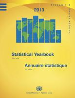 Statistical Yearbook 2013  Issue 58 PDF