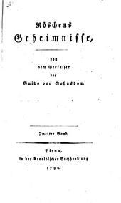 Röschens Geheimnisse: Band 2
