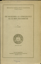 Smithsonian miscellaneous collections: Volume 72, Issue 13