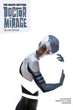 The Death-Defying Doctor Mirage Deluxe Edition Book 1 HC