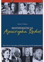 Mathematical Apocrypha Redux PDF