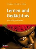 Lernen und Ged  chtnis PDF