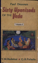 Sixty Upaniṣads of the Veda