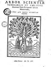 Arbor scientiae