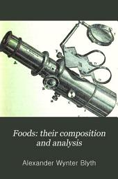 Foods: their composition and analysis