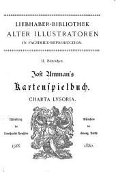 Kartenspielbuch: charta lvsoria