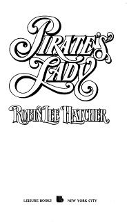 Pirate s Lady Book