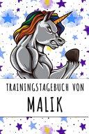 Trainingstagebuch von Malik PDF