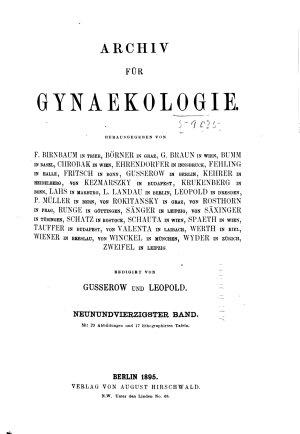 Arch gynakol PDF