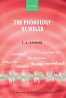 The Phonology of Welsh PDF