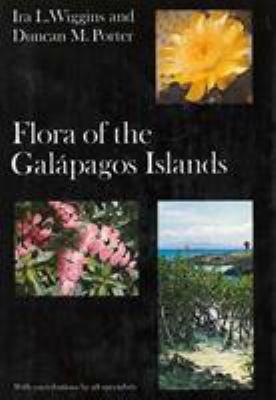 Flora of the Galápagos Islands