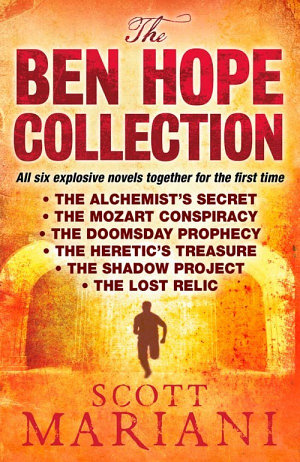 The Ben Hope Collection  6 BOOK SET