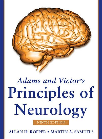 Adams and Victor s Principles of Neurology  Ninth Edition PDF