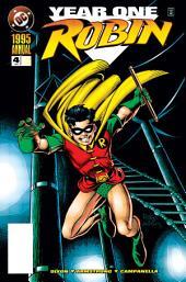 Robin Annual (1993-) #4