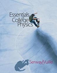 Essentials Of College Physics Book PDF