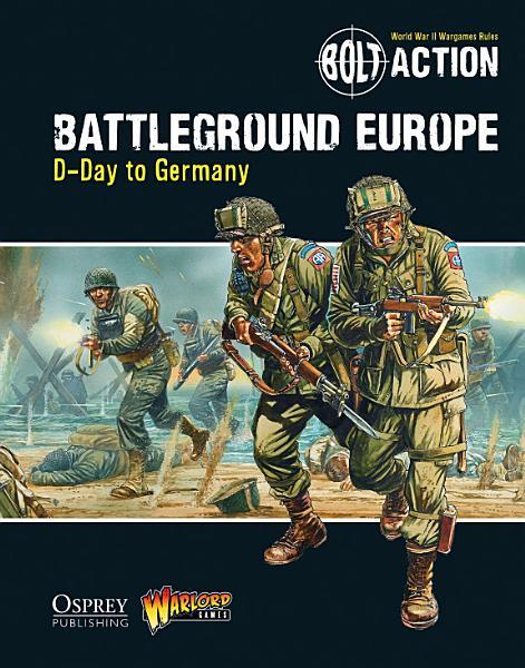 Download Bolt Action  Battleground Europe Book