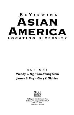 Reviewing Asian America PDF