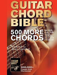 Guitar Chord Bible  500 More Chords PDF