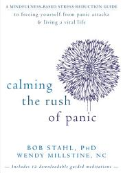 Calming The Rush Of Panic Book PDF