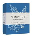 Sunprint Notecards