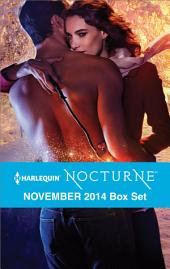 Harlequin Nocturne November 2014 Box Set: Jingle Spells\Siren's Treasure