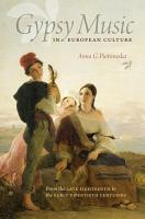Gypsy Music in European Culture PDF