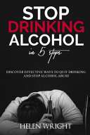 Stop Drinking Alcohol in 5 Steps PDF