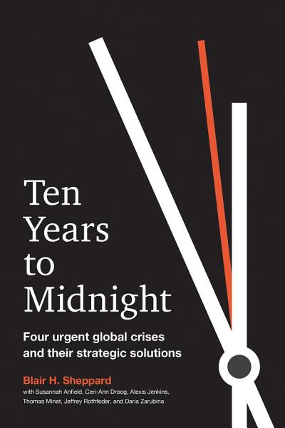 Download Ten Years to Midnight Book