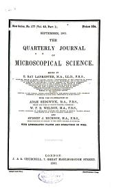 Quarterly Journal of Microscopical Science: Volume 45