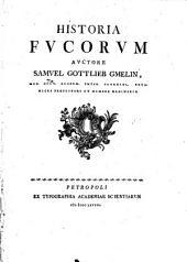 Historia fucorum auctore Samuel Gottlieb Gmelin: Issue 1