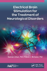 Electrical Brain Stimulation for the Treatment of Neurological Disorders PDF
