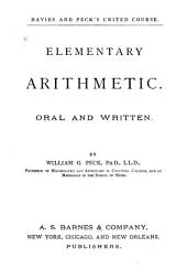 Elementary Arithmetic, Oral and Written