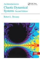 An Introduction To Chaotic Dynamical Systems PDF