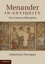 Menander in Antiquity PDF