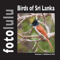 Birds of Sri Lanka PDF