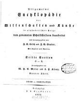 Allgemeine Encyklopädie der Wissenschaften und Künste: in alphabetischer Folge. ¬Section ¬3, O - Z ; Theil 4, Onod - Ordinaten. 3,4