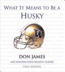 What It Means to Be a Husky PDF