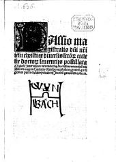 Passio magistralis D. N. J. C.: Ex diversis sanctorum Ecclesiae doctorum sententiis postillata