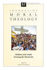 Journal of Moral Theology, Volume 7, Number 1